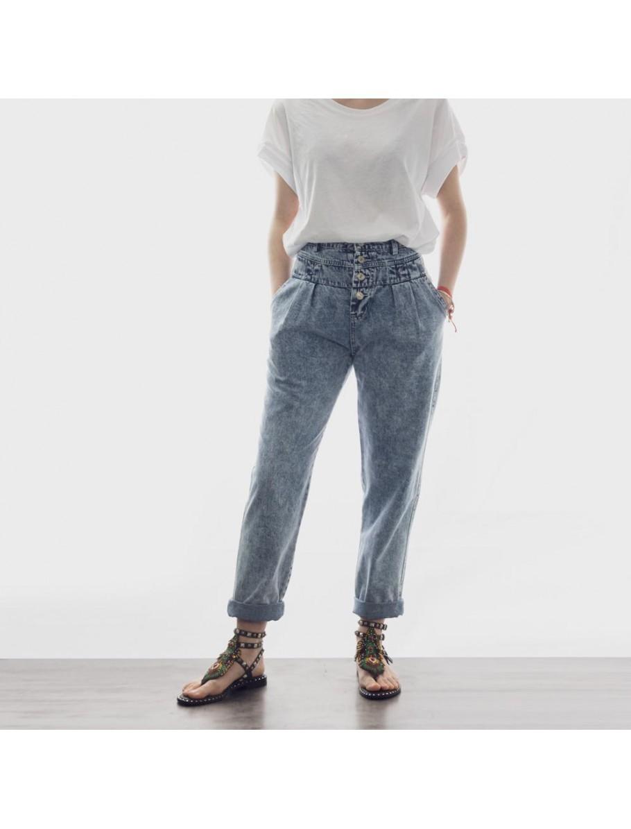 pantalones H1902 AZUL