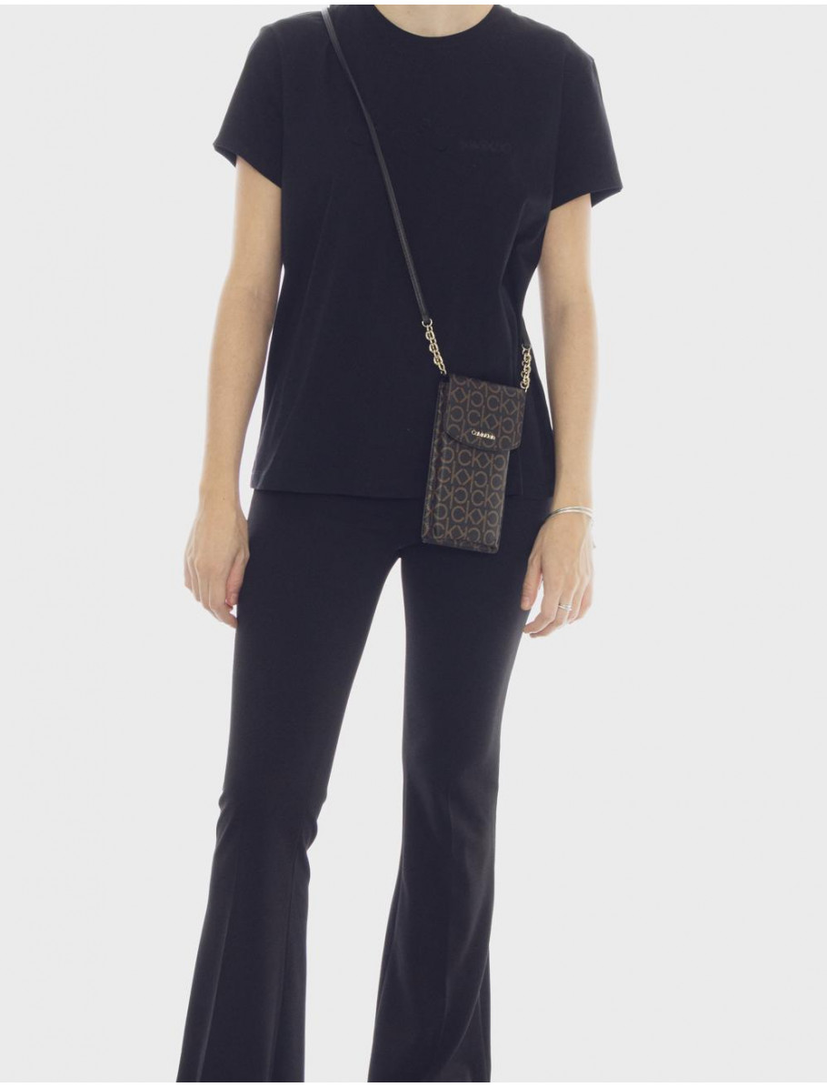 CK MUST PHONE POUCH XBODY MONO